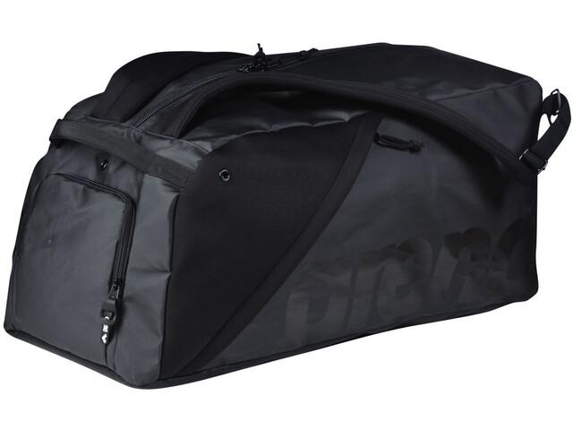 arena Fast Hybrid 55 All-Black Mochila, black